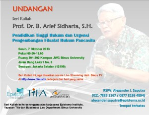 Flyer-Lecture-prof-Arief